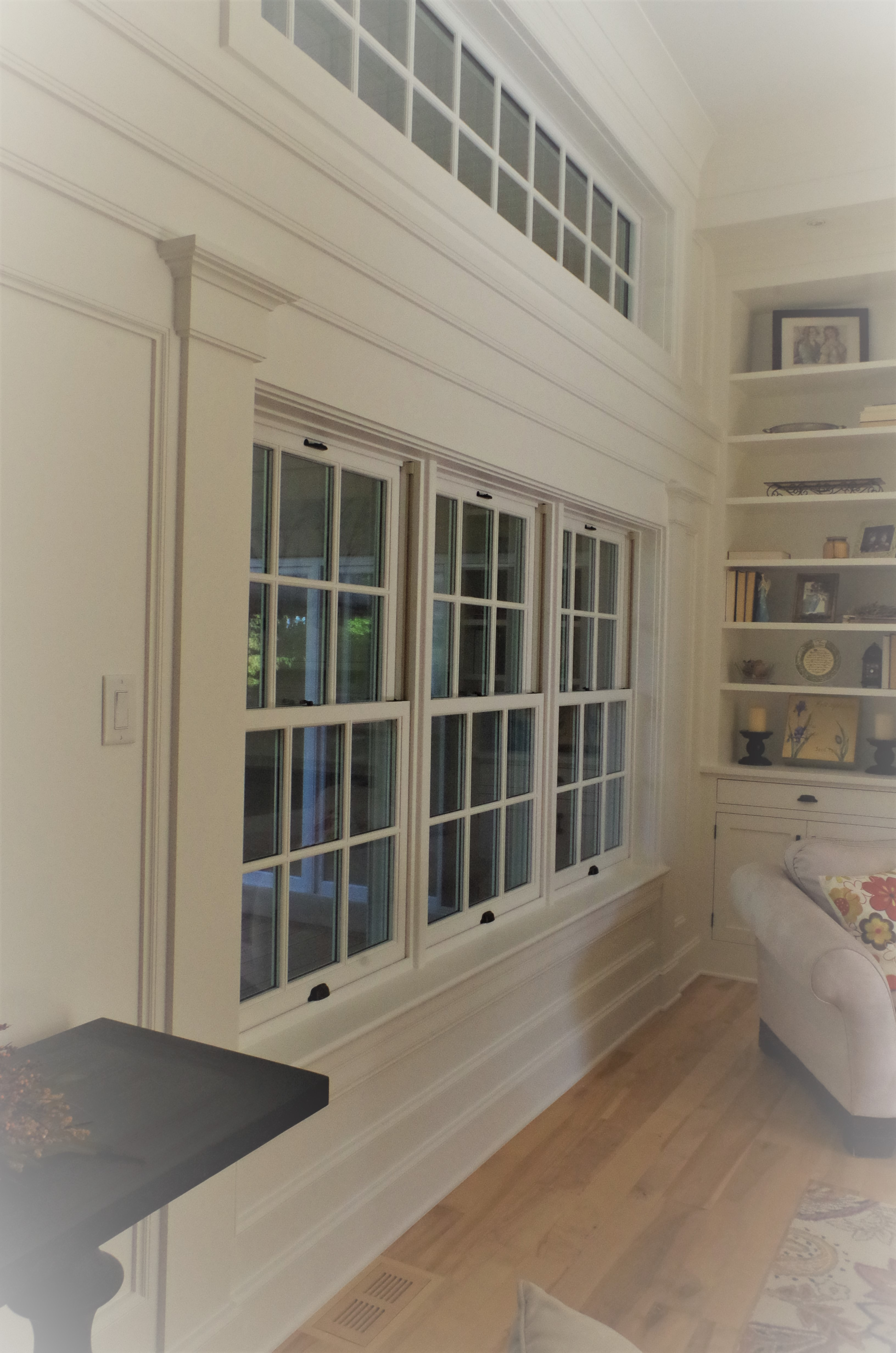new double hung window