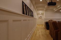 paneled hall