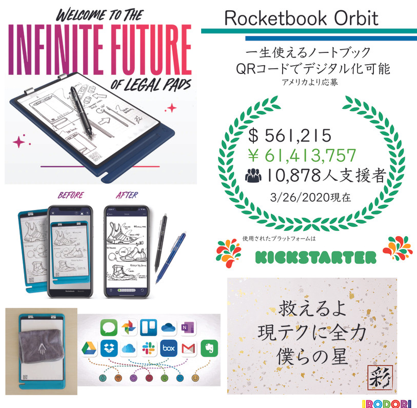 Rocketbook Orbit