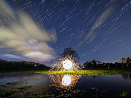 Spinning Sparks