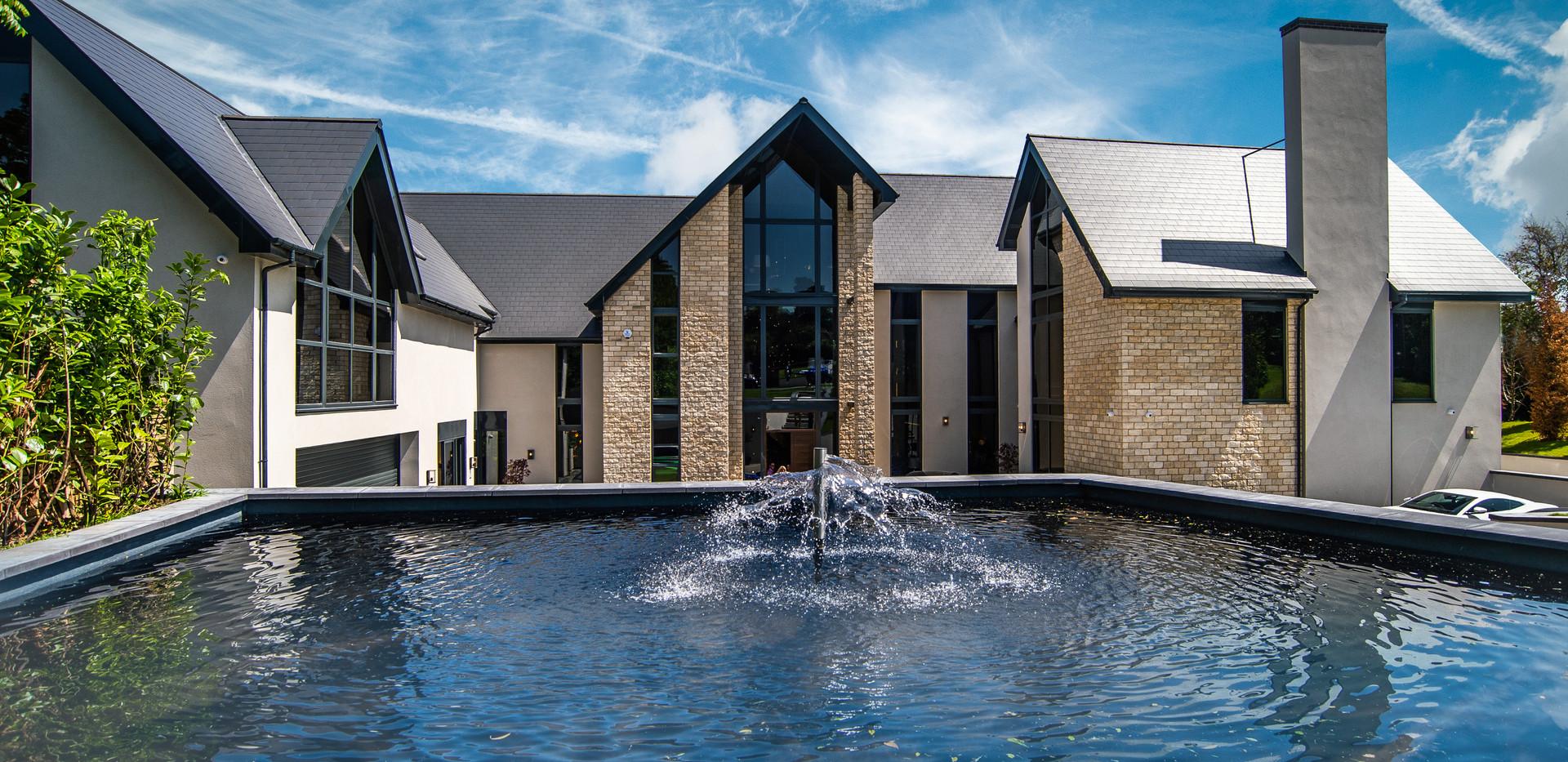 Edwalton House Pool