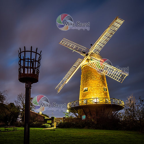 GREEN'S WINDMILL AND BEACON
