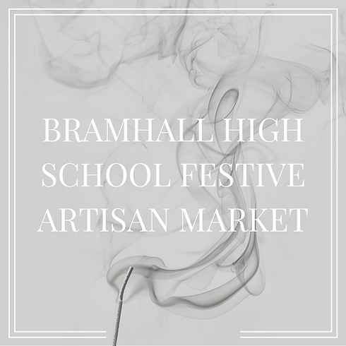 Bramhall High School Festive Artisan Market