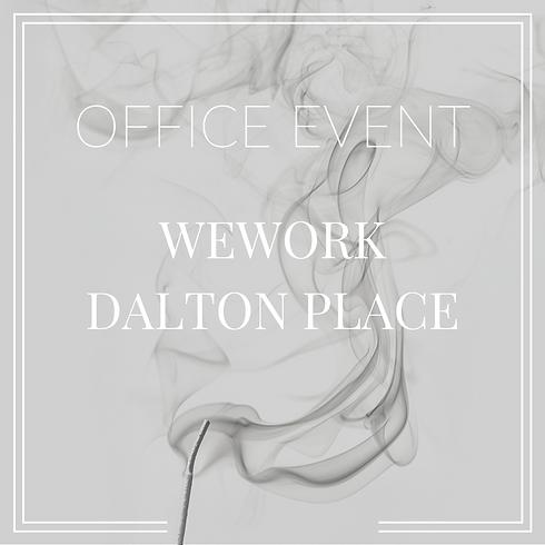 WeWork - Dalton Place