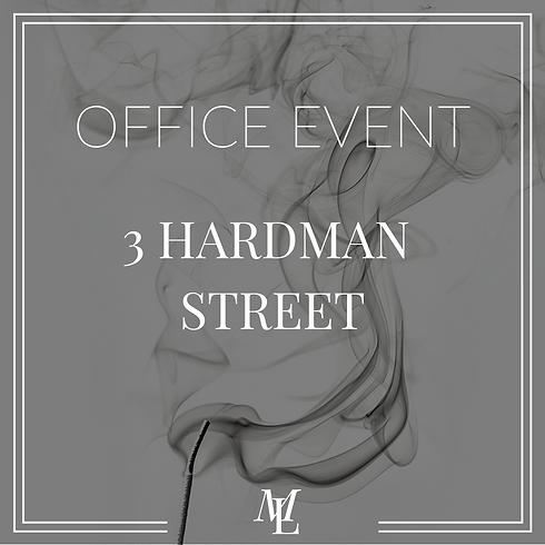 3 Hardman Street