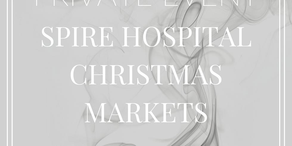 Spire Hospital Christmas Market