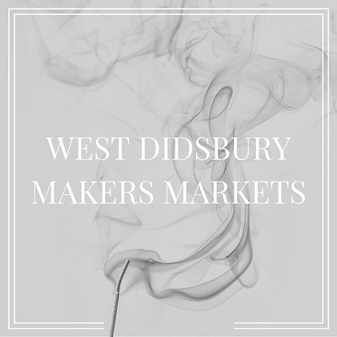 West Didsbury Makers Markets