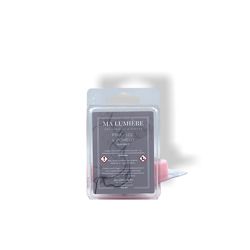 80g Wax Melt - Pink Fizz & Pomelo