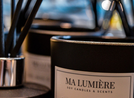 "What does ""Ma Lumière"" mean?"