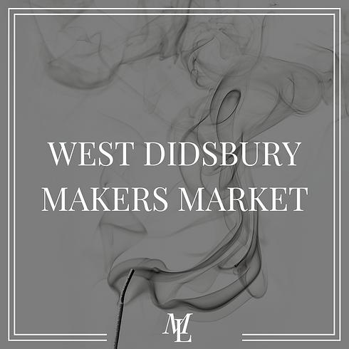 West Didsbury Makers Market