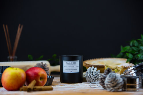 Soy Candles - Festive Cinnamon & Apple