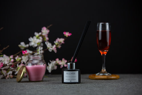 100ml Reed Diffuser - Pink Fizz & Pomelo