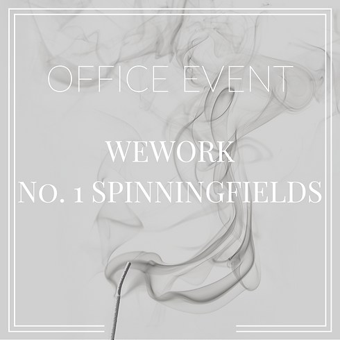 WeWork - No.1 Spinningfields - Valentine's Day Event