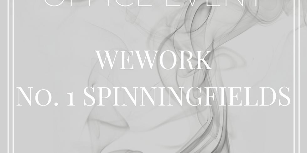 WeWork - No.1 Spinningfields