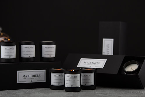 Gift Set - 3 x 9cl Soy Candles
