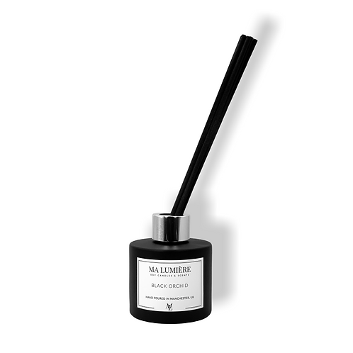 100ml Reed Diffuser - Black Orchid