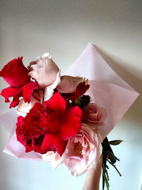 The Power Couple bouquet