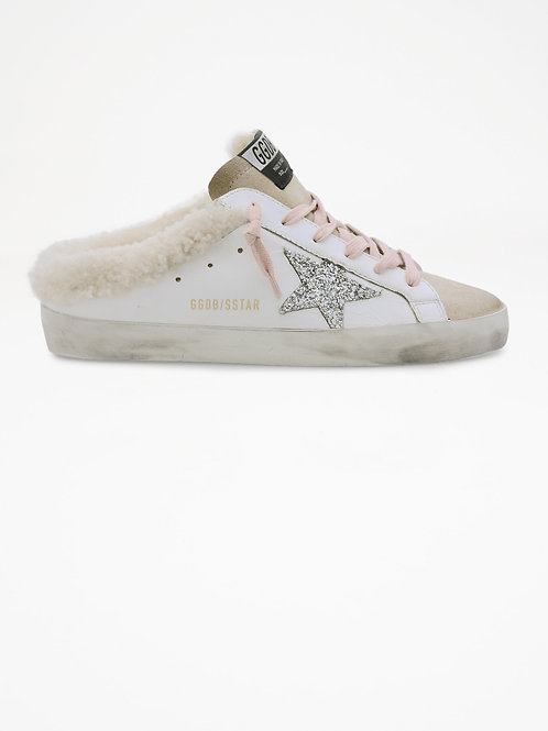 Golden Goose Superstar Sabot Sneaker