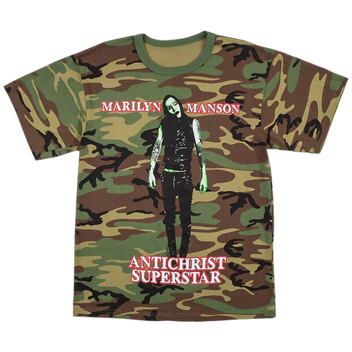 Pleasures x Marilyn Manson Superstar Tee