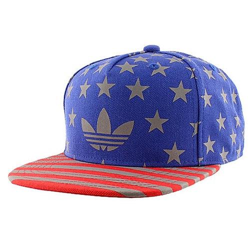 AMERICANA SNAPBACK CAP - MEN'S