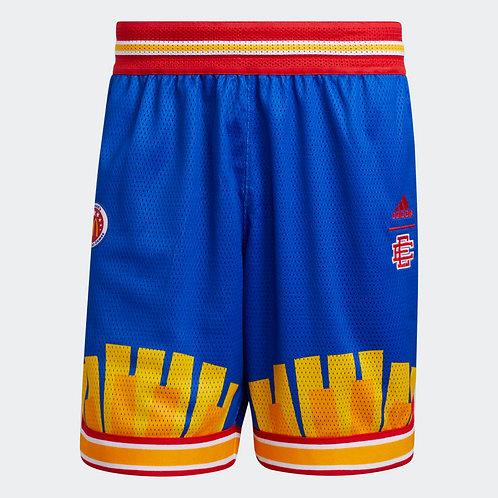Adidas Eric Emanuel mcdonalds shorts
