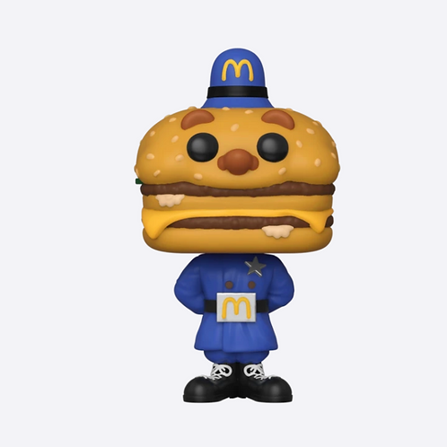 FUNKO POP! AD ICONS: McDonalds Officer Big Mac