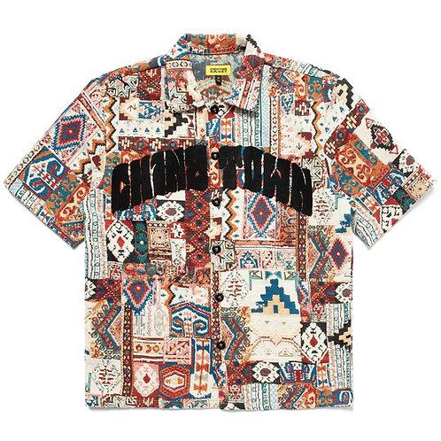 Chinatown Market Patchwork SS Shirt