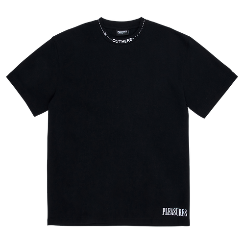 Pleasures Cut Here Heavy Weight Shirt