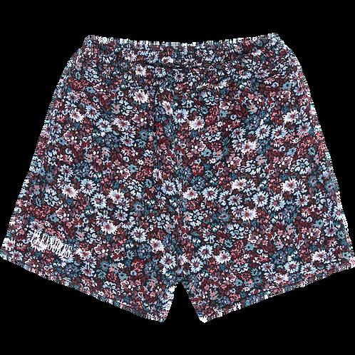 Pleasures Quitter Floral Shorts