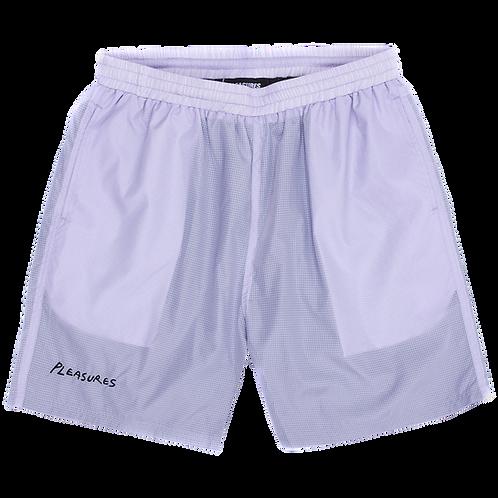 Pleasures Lavender VCR Active Shorts