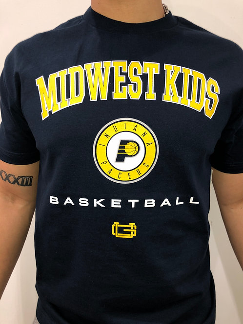 Midwest Kids x Ultra Game Indiana Pacers Tee