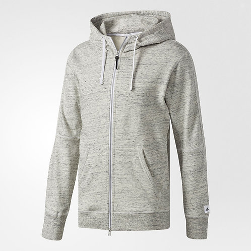 adidas athletics x reigning champ fleece hoodie