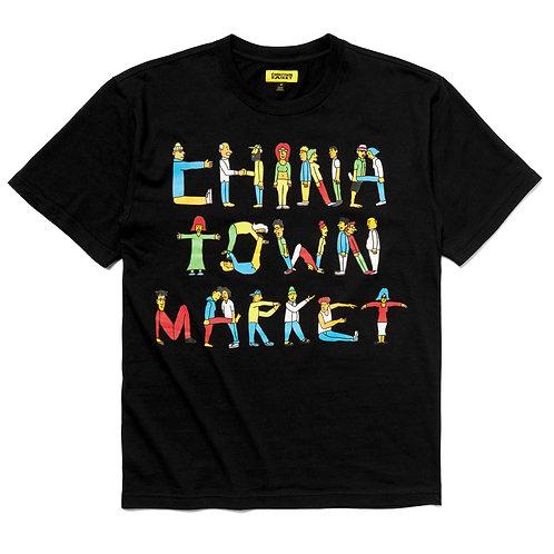 Chinatown Market City Aerobics Tee
