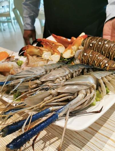 Restaurante La Pigua Merida