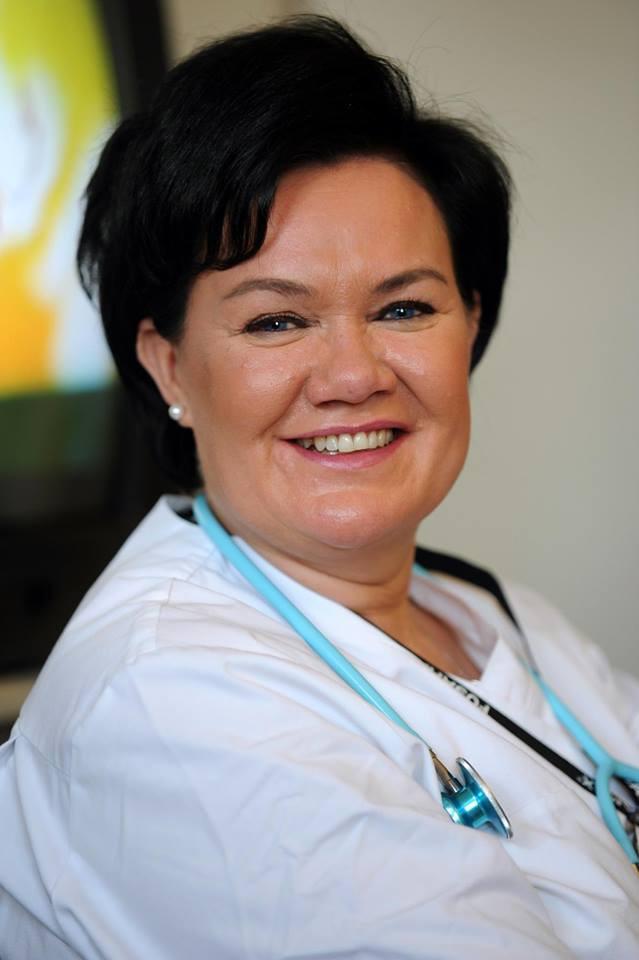Susanna Hanhineva aloitti injektiohoitojen tekemisen jo liki 14 vuotta sitten ja periaatteessa jo silloin aloitti oman liiketoimintansa.