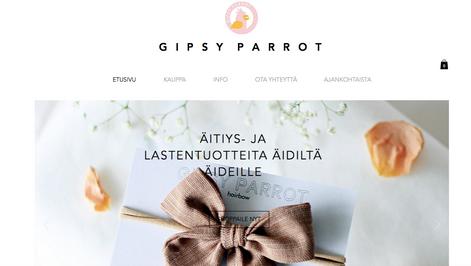Gipsyparrot.store