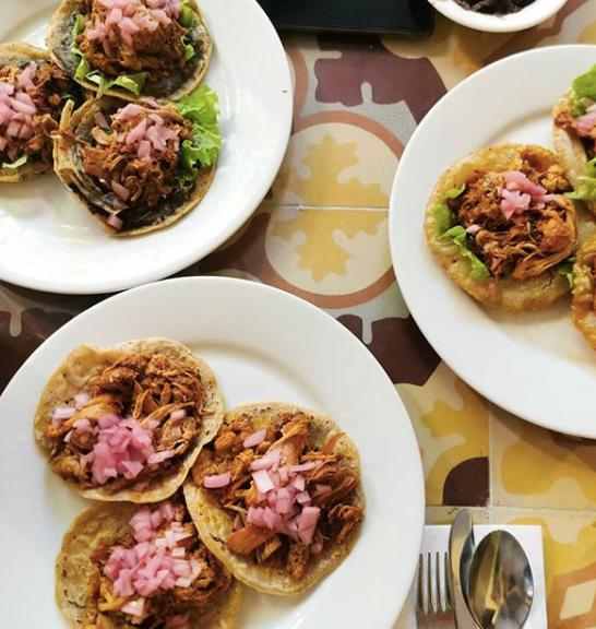 La Chaya Maya Tacos Merida