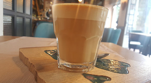 Did I mention about coffees? The coffees are amazing!