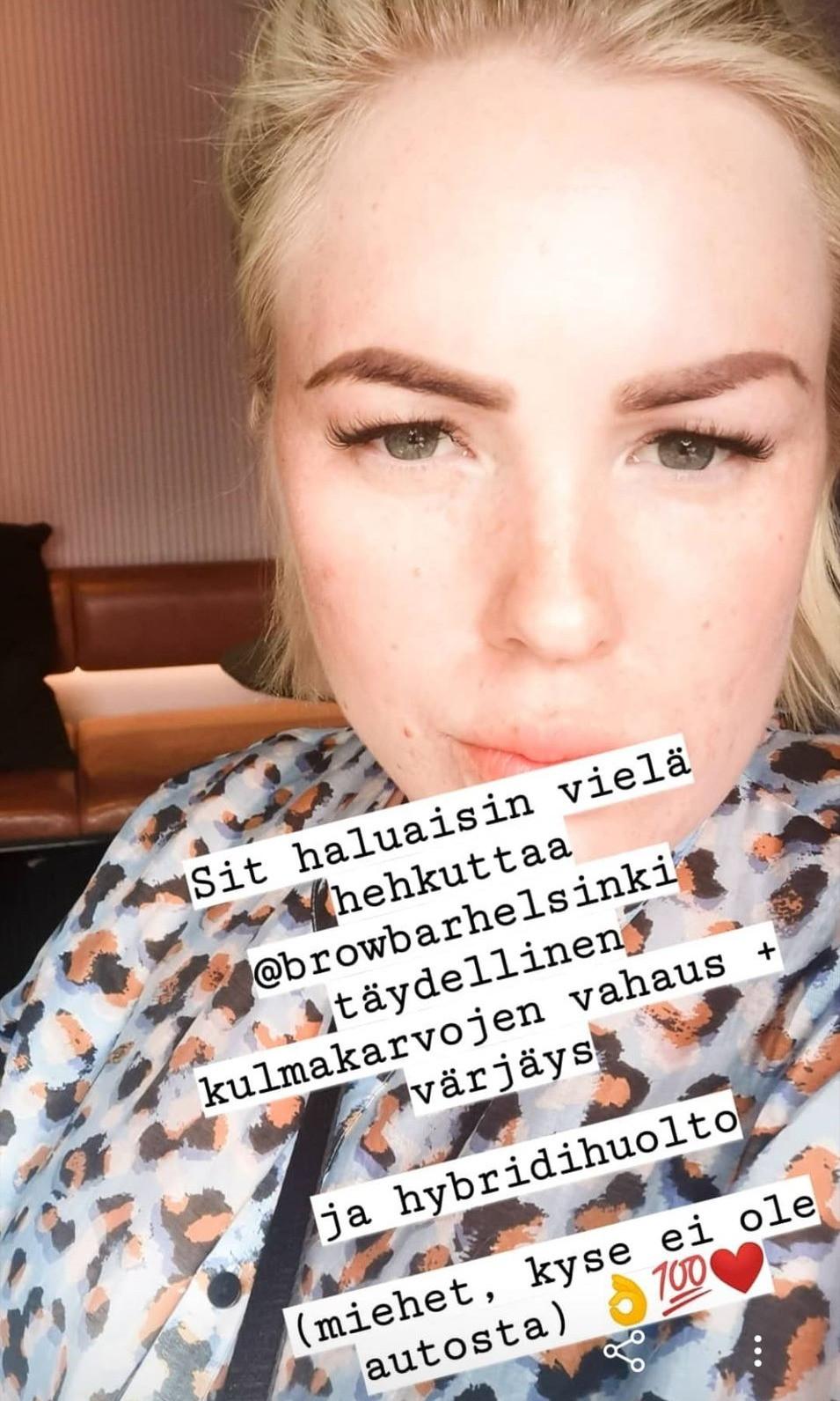 Hybridiripsienpidennys browbar Helsinki