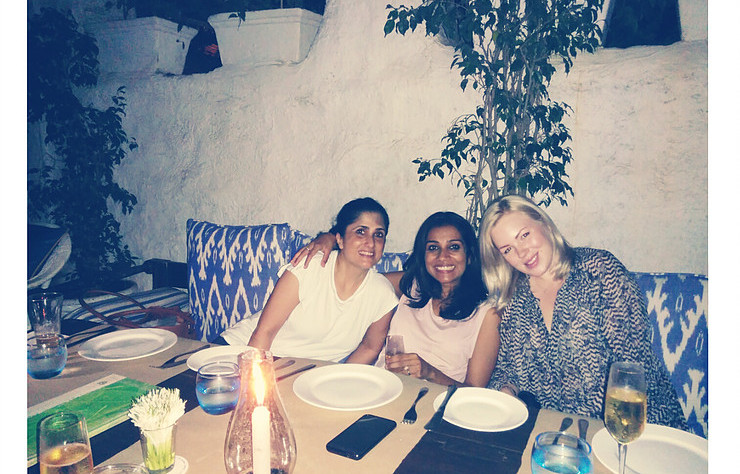 Restaurant experiences in Mumbai: Olive Mumbai