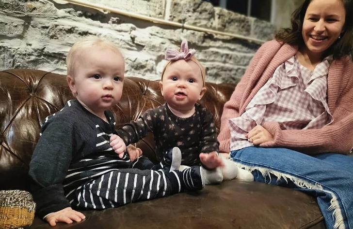 Vauvan kanssa Tallinnaan