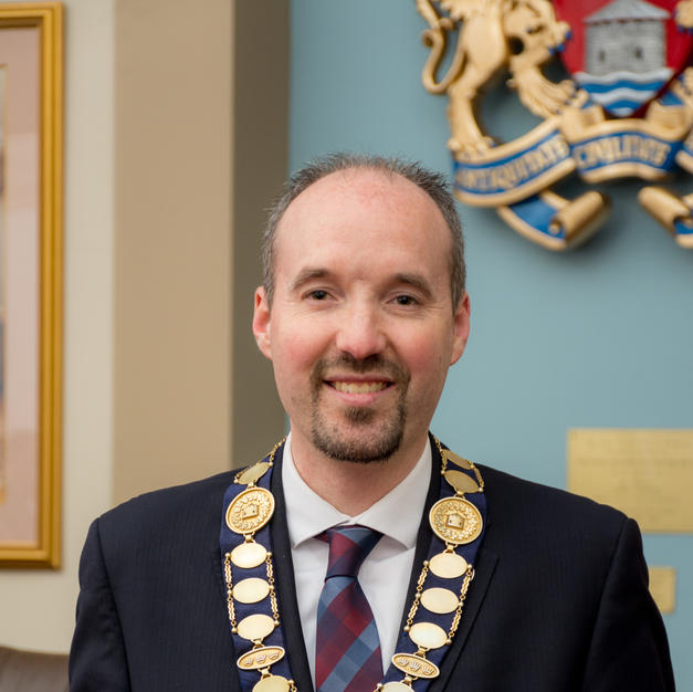 Mayor Bryan Paterson