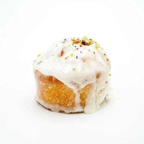 Lemon Cake with Citrus Glaze