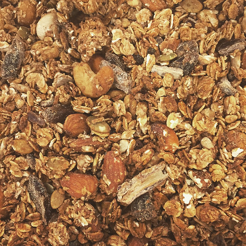 6kg Honey Toasted Granola Bulk Pack
