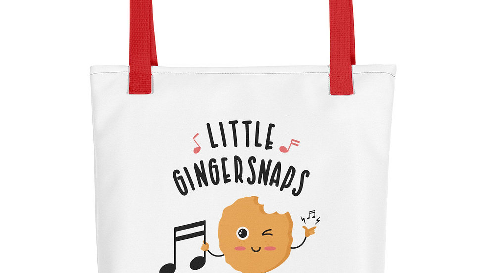 Little Gingersnaps Tote Bag