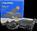 Radio PX Ultra Pro5 Aquário CODIGO Radio