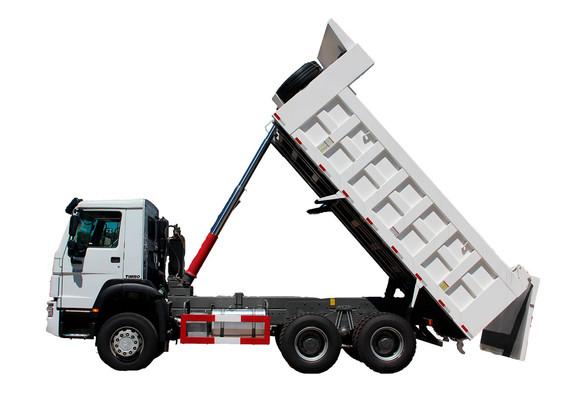 HOWO 336 TUMBA 18 M³ 6X4 5y5 MEC