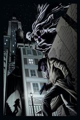 Detective Grim/Absolver crossover