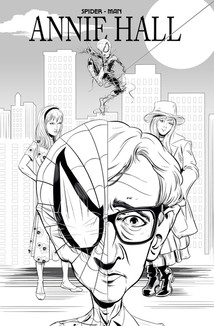 The comic book casting Agent
