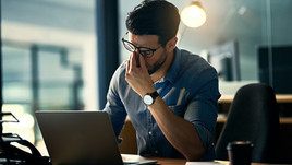 Burn out et dépression professionnels, quand le travail rend malade.